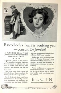 Elgin Advertisement